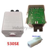 530SE Control Box +Electric Eye for Riello 40G Gas Oil Burner Control G3 G10 G2