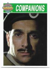 1995 Cornerstone DR WHO Base Card (183) Companions
