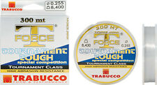Filo da Pesca - TRABUCCO TOURNAMENT TOUGH 500mt - 0,12
