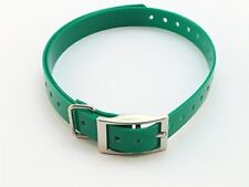 """Sparky PetCo 3/4"""" High Flex, Waterproof Replacement Square Buckle Dog Collar for"""
