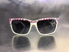 Occhiali Da Sole Sunglasses VonZipper - Elmore - White Pink Zebra.