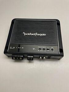 Rockford Fosgate R500X1D 1-Channel Car Prime 500 Watt Amplifier Car Mono Amp