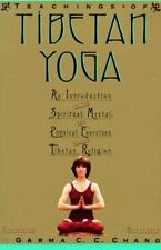 The Teachings Of Tibetan Yoga Garma C.C. Chang