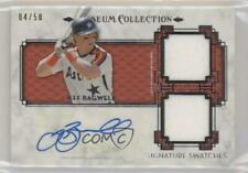 2014 Topps Museum Collection /50 Jeff Bagwell #SSD-JB Auto HOF