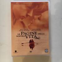LE PAGINE DELLA NOSTRA VITA RARO DVD - RYAN GOSLING NICHOLAS SPARKS JAMES GARNER