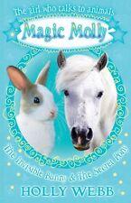 The Invisible Bunny and The Secret Pony (Magic Molly),Holly Webb