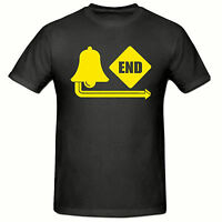 Bell End T-Shirt, Funny Slogan Men's Tee Shirt,SM-2XL,Stag Do ,Party