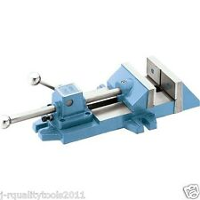 """4"""" QUICK RELEASE METAL STEEL VISE FOR DRILL PRESS DRILLING MILLING MACHINE TOOL"""