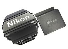 "Nikon Black DE-4 ""Titanium"" Finder for F3T ............ Minty"