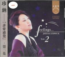 Jheena Lodwick Vol.2 Feelings CD