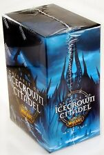WOW WARCRAFT TCG : ICECROWN CITADEL RAID DECK - BRAND NEW SEALED