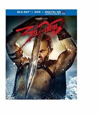 BRAND NEW BLU RAY 300 RISE OF AN EMPIRE WS COMBO +DVD + DIGITAL + SLIPCOVER