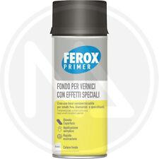 FONDO primer SPRAY VERNICI EFFETTI SPECIALI FEROX AREXONS - 400 ML. - BIANCO
