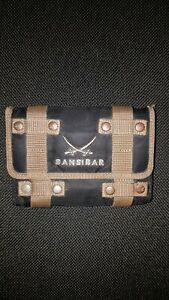 Sansibar Portemonnaie~ Reißverschluss defekt