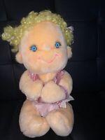 Precious Hugs HUGGA BUNCH Plush Doll Vintage 1985 Kenner