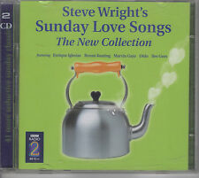 STEVE WRIGHT'S SUNDAY LOVE SONGS NEW COLLECTION - USED