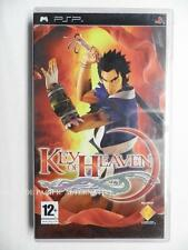 jeu KEY OF HEAVEN sur sony PSP game spiel juego gioco rpg guerre