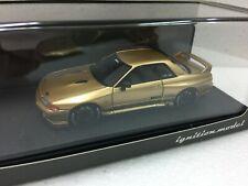 1/43 Ignition Ig Model Ig1529 Top Secret Gt-R (Vr32) R32 Gold Resin model car