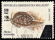 "MADAGASCAR 1478 - Lesser Harp Shell ""Harpa amouretta"" Provisional (pf25209)"