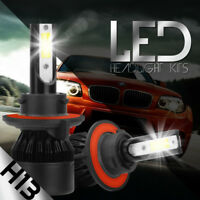 XENTEC LED HID Headlight Conversion kit H13 9008 6000K 2007-2014 d Expedition