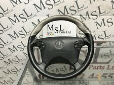 Mercedes W208 CLK55 AMG Steering Wheel with Airbag