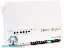 SOUNDSTREAM MR4.1400D 4-CHANNEL 1400W COMPONENT SPEAKERS MARINE BOAT AMPLIFIER