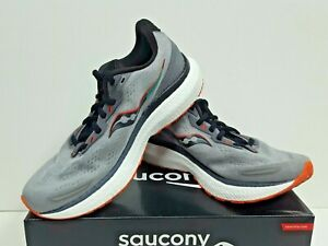 saucony TRIUMPH 19 Men's Running Shoes Size 7.5 USED