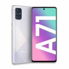 SAMSUNG Galaxy A71 Silver -  Dual SIM - Android 10 - Display 6,7'' - 128 GB