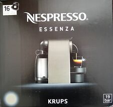 Krups Nespresso Coffee Machine **Essenza**Auto Espresso Earth Finish YY1540FD