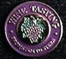 Disney Pin: DCL - Disney Cruise Line Wine Tasting From Stem to Stern (Purple)