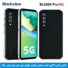 Blackview BL6000 Pro 5G Outdoor Smartphone 8GB+256GB Waterproof 6.36