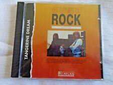 CD   TANGERINE  DREAM   collection les génies du rock
