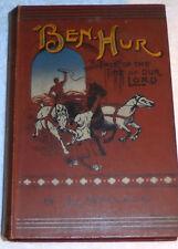 Ben Hur MGM Ancient Rome Roman Battle Holy Land Lord Jesus Christ Heston Caesar