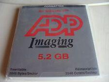 ADP 5.2GB NEW Rewritable Optical Disk  EDM-5200B EDM-5200C  5 Pieces
