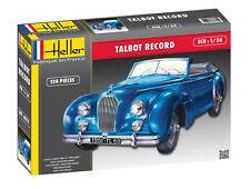 HELLER 1/24 TALBOT LAGO RECORD Nº 80711