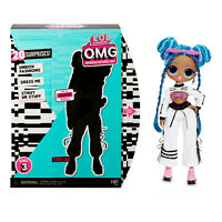 NEW LOL Surprise OMG Fashion Doll Chillax Series 3 SAME DAY SHIPPING