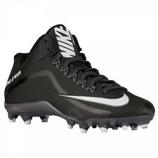 Nike Alpha Pro 2 3/4 TD FOOTBALL AMERICANO Tacchetti In Nero 719927 010 UK 8.5