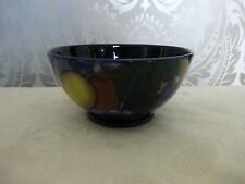 Royal Stanley Ware Pottery Fruit Design Bowl 16cm diameter