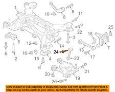 FORD OEM Rear Suspension-Link Rod Upper Bolt W717458S439