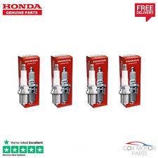 4X Iridium Platinum Bougies d/'allumage pour Honda Civic VII 2.0 Type-R 2001-2005