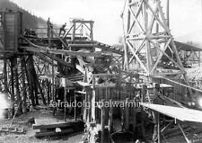 Photo 1903 Gold Mine Rinsing Plant - Klondike, Canada