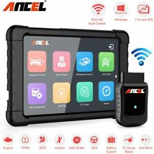 OBD OBD2 Automotive Scanner Ancel X5 Plus WIFI Windows Tablet Car Diagnostic