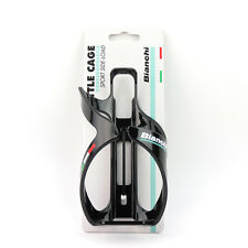 BIANCHI Portaborraccia Sport Side-Load Bike Bicycle Water Bottle Cage - Black