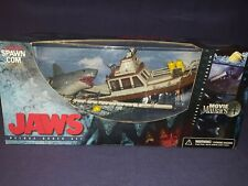 McFarlane Jaws Deluxe Boxed Set Movie Maniacs Series Four 2001