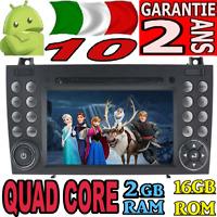 ANDROID 10 MERCEDES SLK R171 W171 (2000-2011) AUTO RADIO CAR DVD GPS 4G DVD USB
