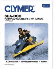 1997 98 1999 2000 2001 Sea-Doo Repair Manual XP GS GSI GSX HX LRV RX SP SPX W810