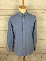 Men's Ralph Lauren Shirt - Size Small - Custom Fit - Striped - Great Condition