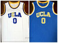 Russell Westbrook #0 UCLA Bruins College Men's Basketball Jersey