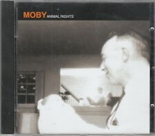 MOBY - Animal Rights [1996] German Import (Mute CDStumm 150) NEW/SEALED