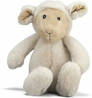 NANDOG My BFF Sheep Squeaky Dog Toy with Crinkle Ears